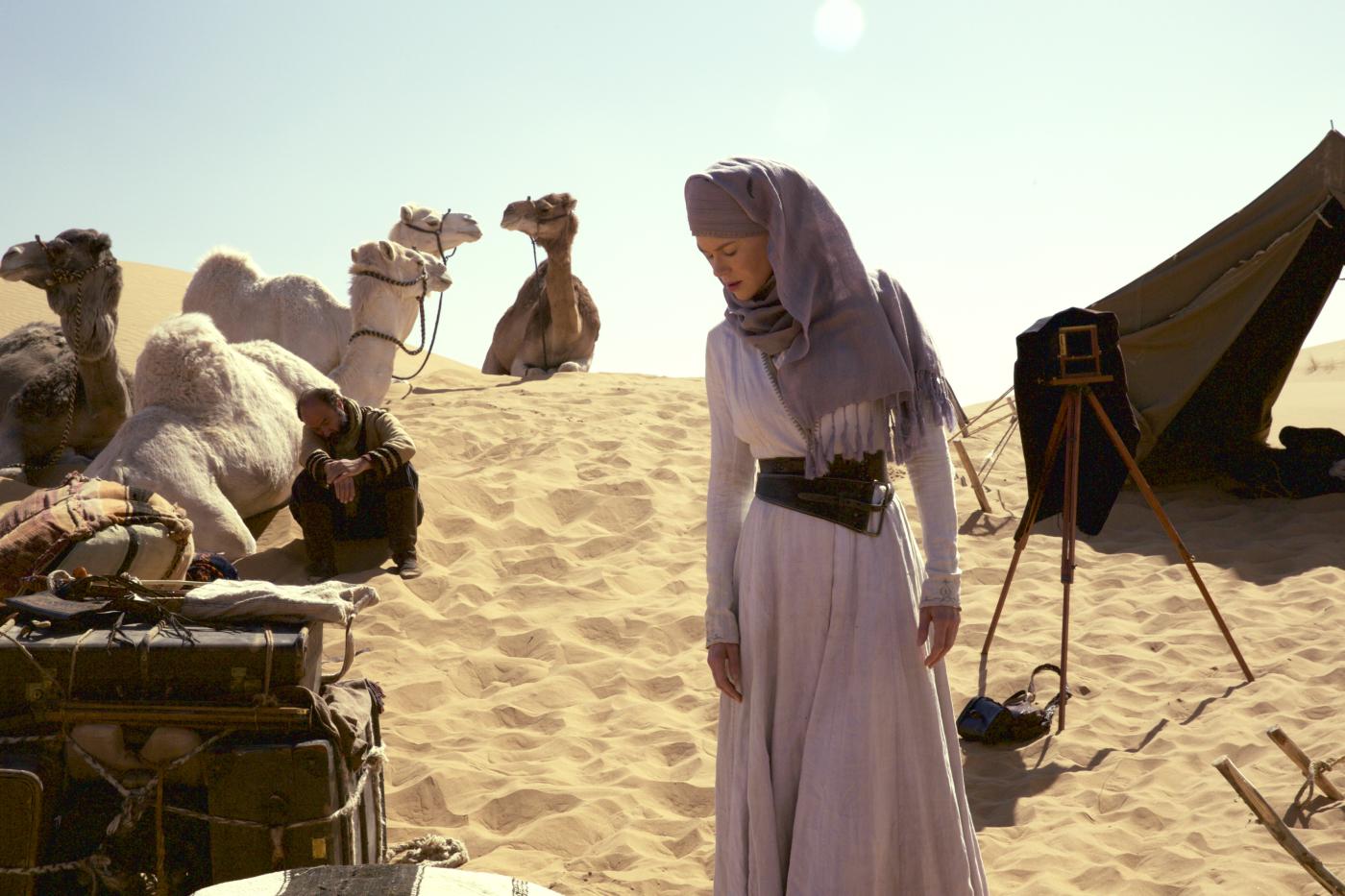 Die Königin Der Wüste