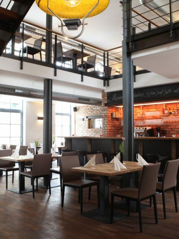 Restaurant Mauerwerk